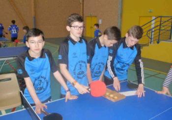 Tennis de table – Championnat de BRETAGNE